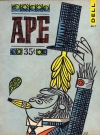 Ape #1 • USA Original price: 35 cent Publication Date: 1961