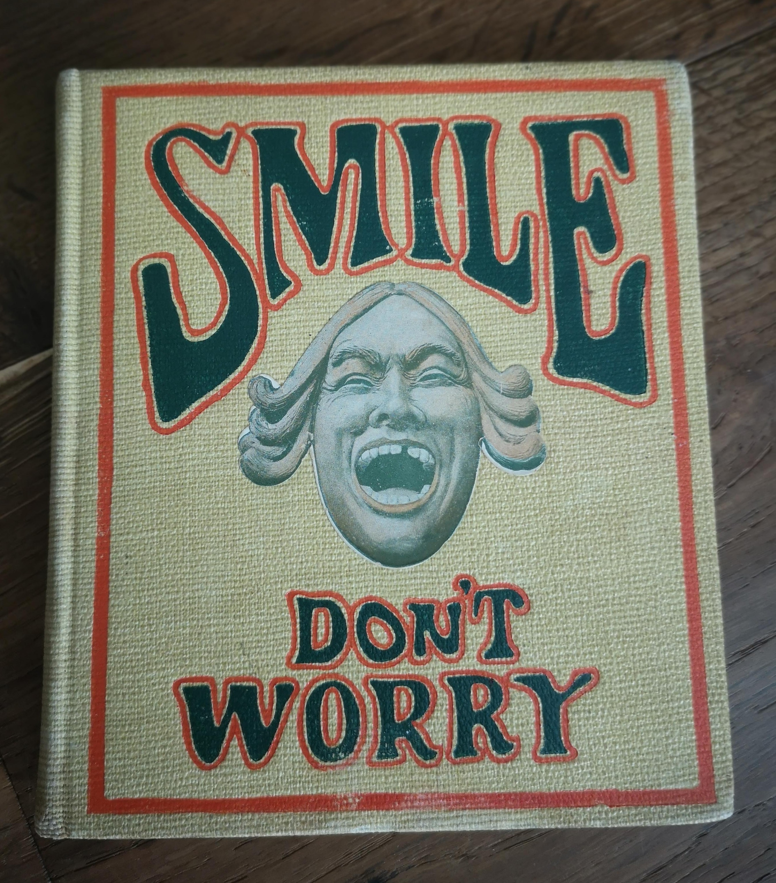 Smile Don't Worry • USA