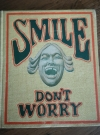 Smile Don't Worry • USA Publication Date: 1909