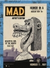MAD: Artist's Edition HC Variant • USA • 1st Edition - New York Original price: 175$