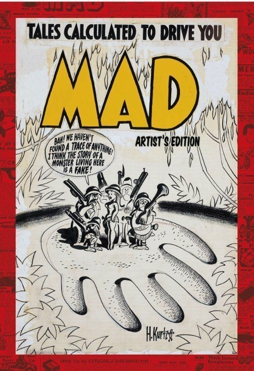 Miscellaneous MAD Books • USA • 1st Edition - New York