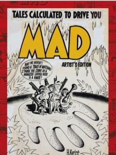 MAD: Artist's Edition HC • USA • 1st Edition - New York