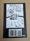Image of MAD: Artist's Edition HC - Sticker on packaging box