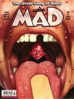 Go to MAD Magazine #8 • USA • 2nd Edition - California