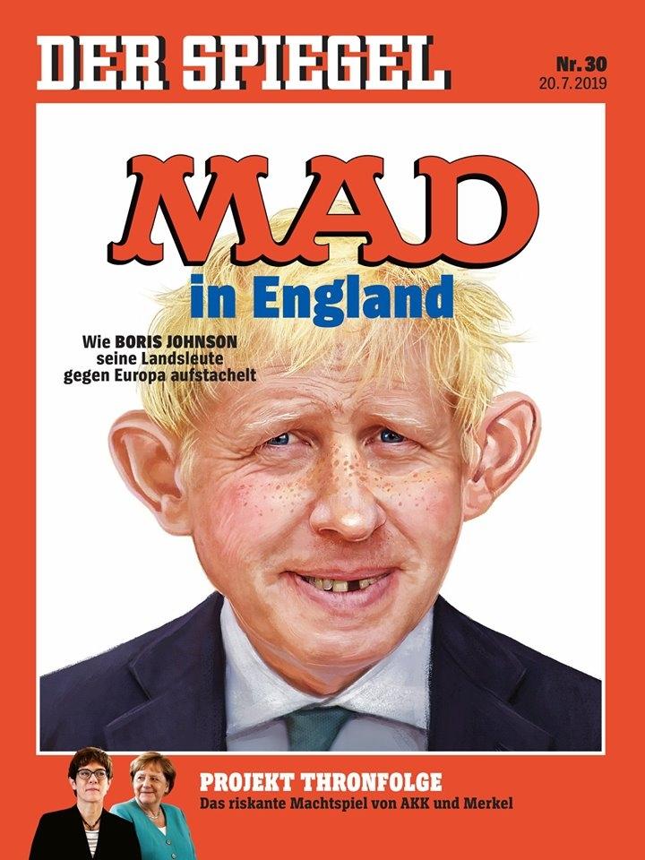 Der Spiegel #30 • Germany