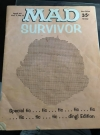 School Yearbook MAD Survivor • USA Original price: 35cent Publication Date: 1st April 1967
