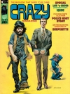 Crazy #8 • USA Original price: 50c Publication Date: 1st December 1974