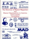 The Directory of Humor Magazines and Humor Organizations in America • USA Publication Date: 1st April 1992