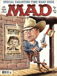 MAD Magazine #9 • USA • 2nd Edition - California