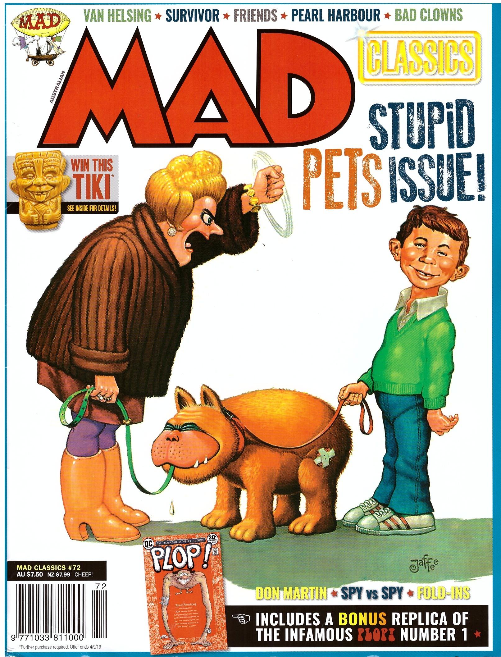 MAD Classics #72 • Australia