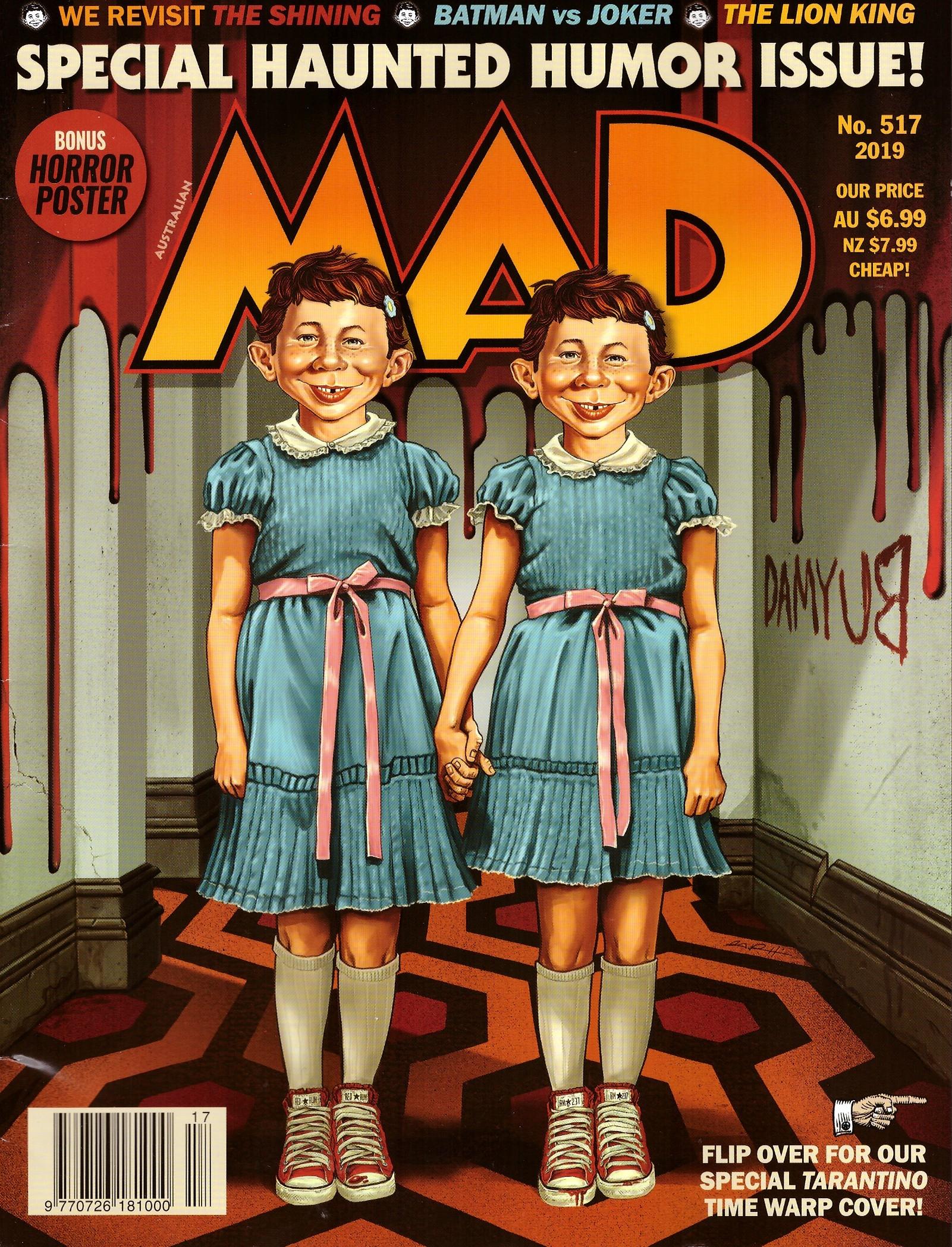 MAD Magazine #517 • Australia
