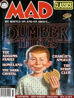 MAD Classics #73 • Australia