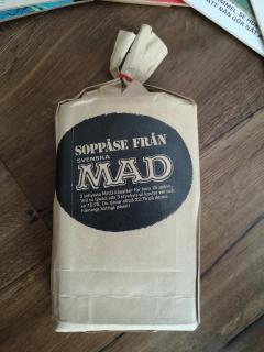 Go to Soppåse Från Svenska MAD (3 paperback Bag) • Sweden