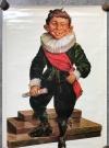 Image of Svenska MAD Promotional Poster 1971