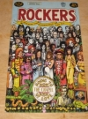 Rockers Comic Book  #7 • USA Original price: $2.00 Publication Date: 1989