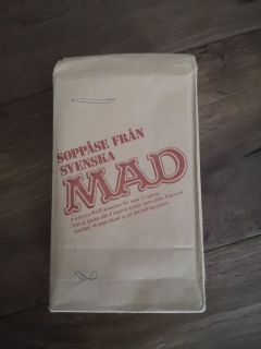 Various MAD Books • Sweden