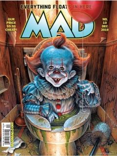MAD Magazine #10 • USA • 2nd Edition - California