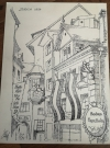 Thumbnail of Collection Of Signed Drawings Bob Clarke