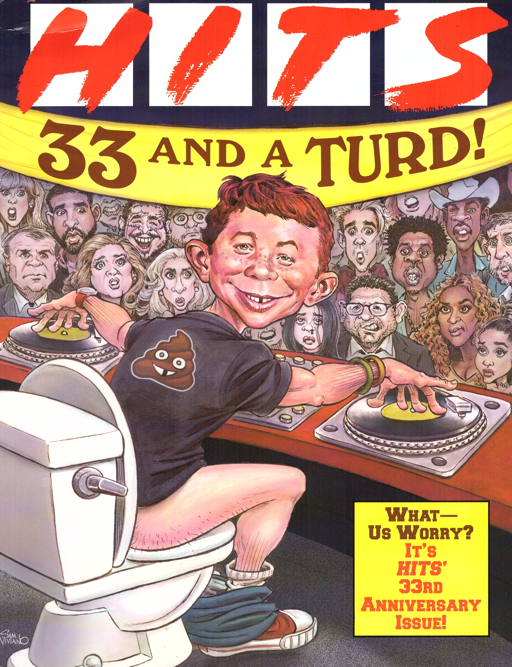 33rd Anniversary Issue #33 • USA