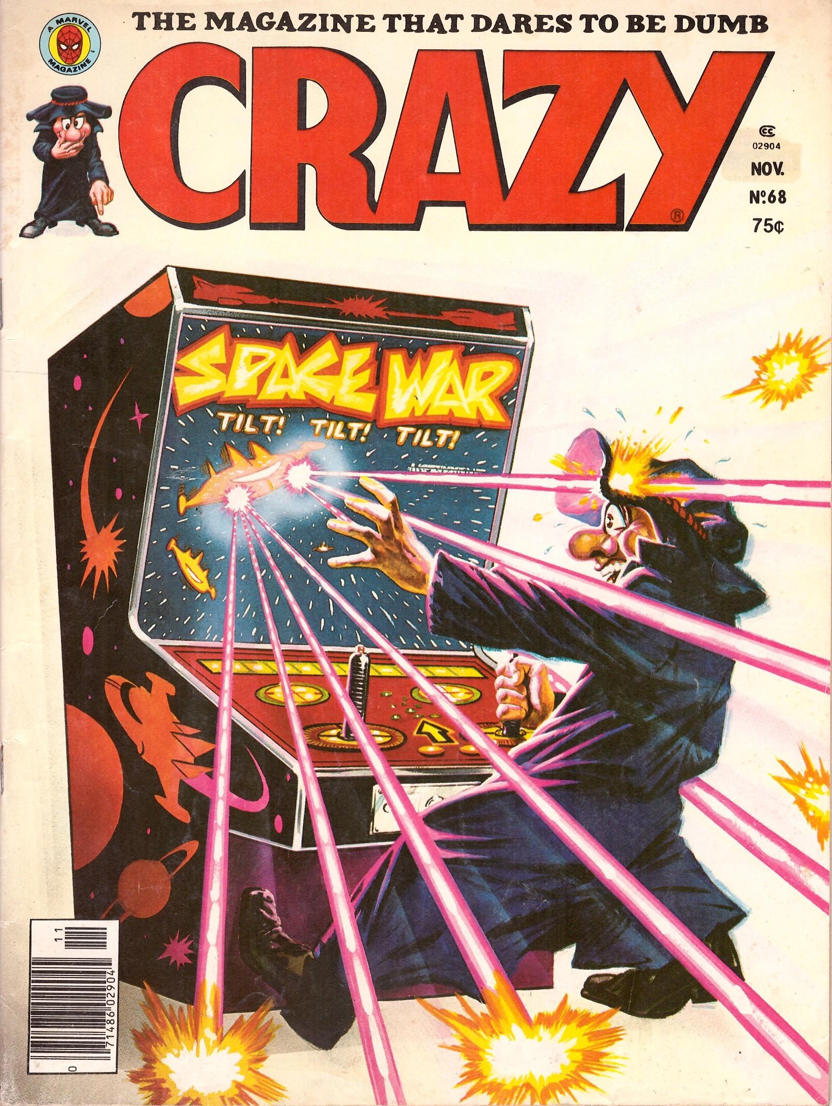 Crazy #68 • USA