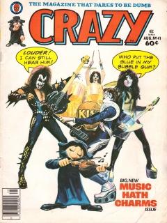 Crazy #41 • USA