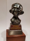 Alfred E. Neuman Iron Bust Prototype • Sweden
