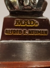 Image of Alfred E. Neuman Iron Bust Prototype base