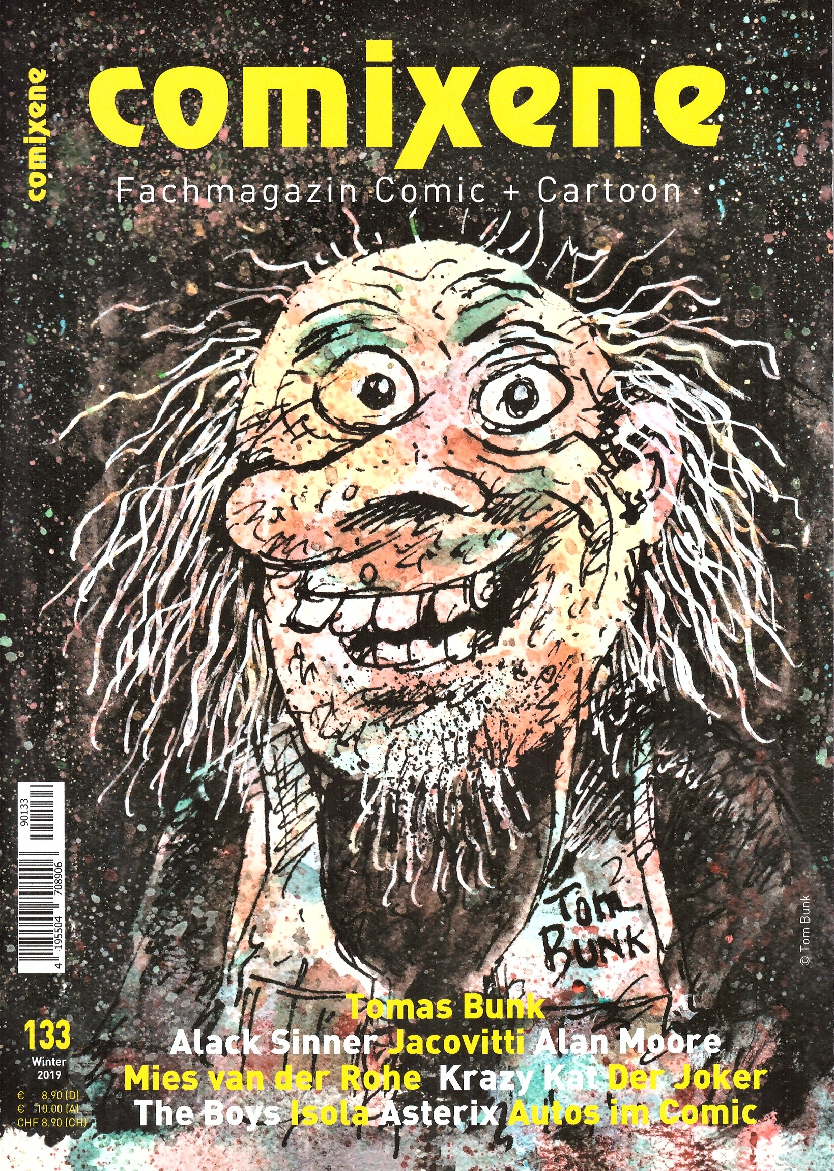 Comixene #133 • Germany