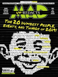MAD Magazine #11 • USA • 2nd Edition - California