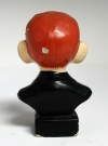 Image of Bust Alfred E. Neuman Japan Made - Rear View