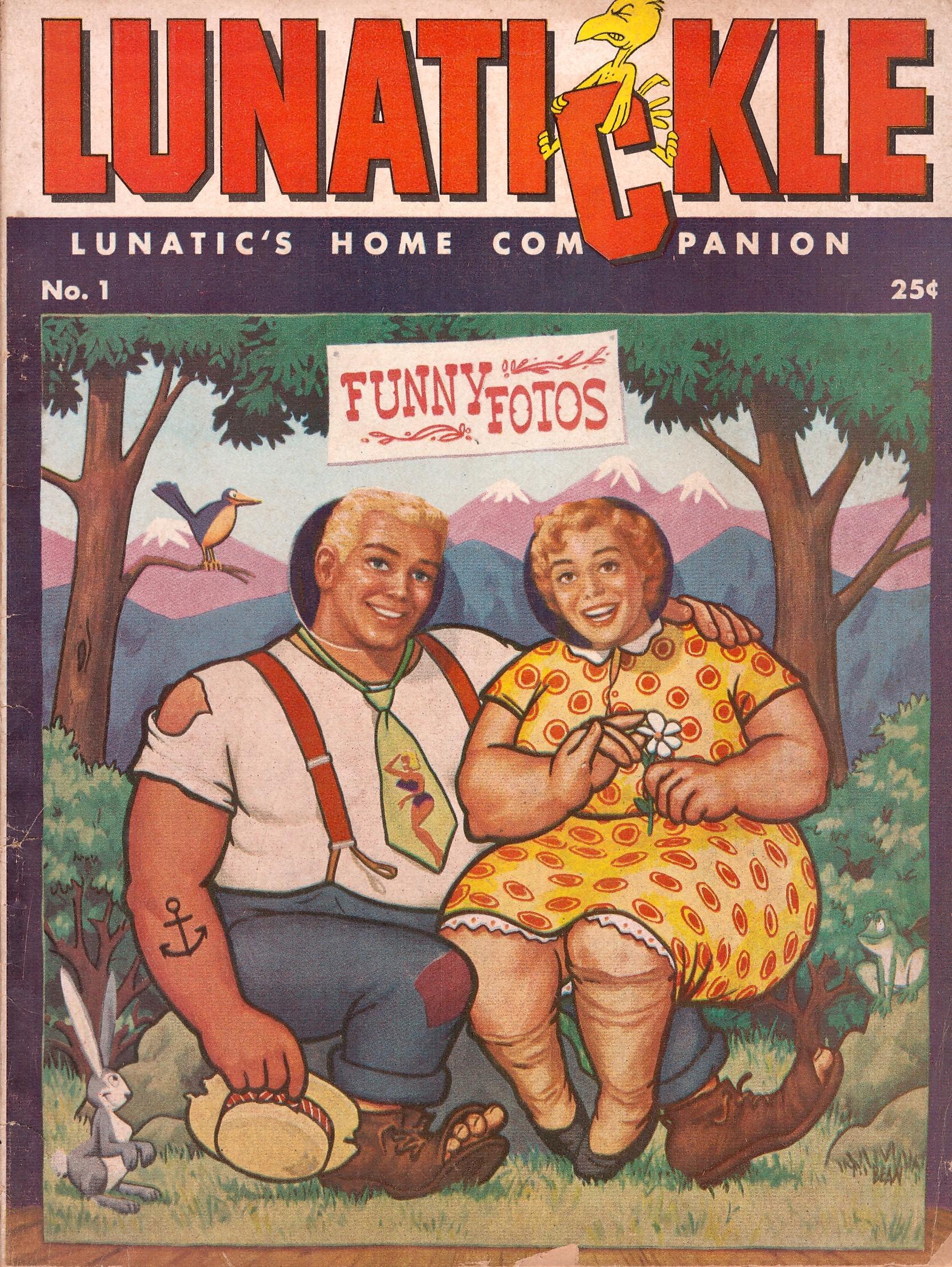 Lunatickle Magazine #1 • USA