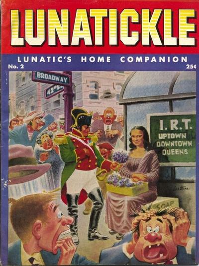 Lunatickle Magazine #2 • USA