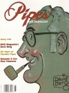 Pipes And Tobaccos Magazine with Dave Berg article
