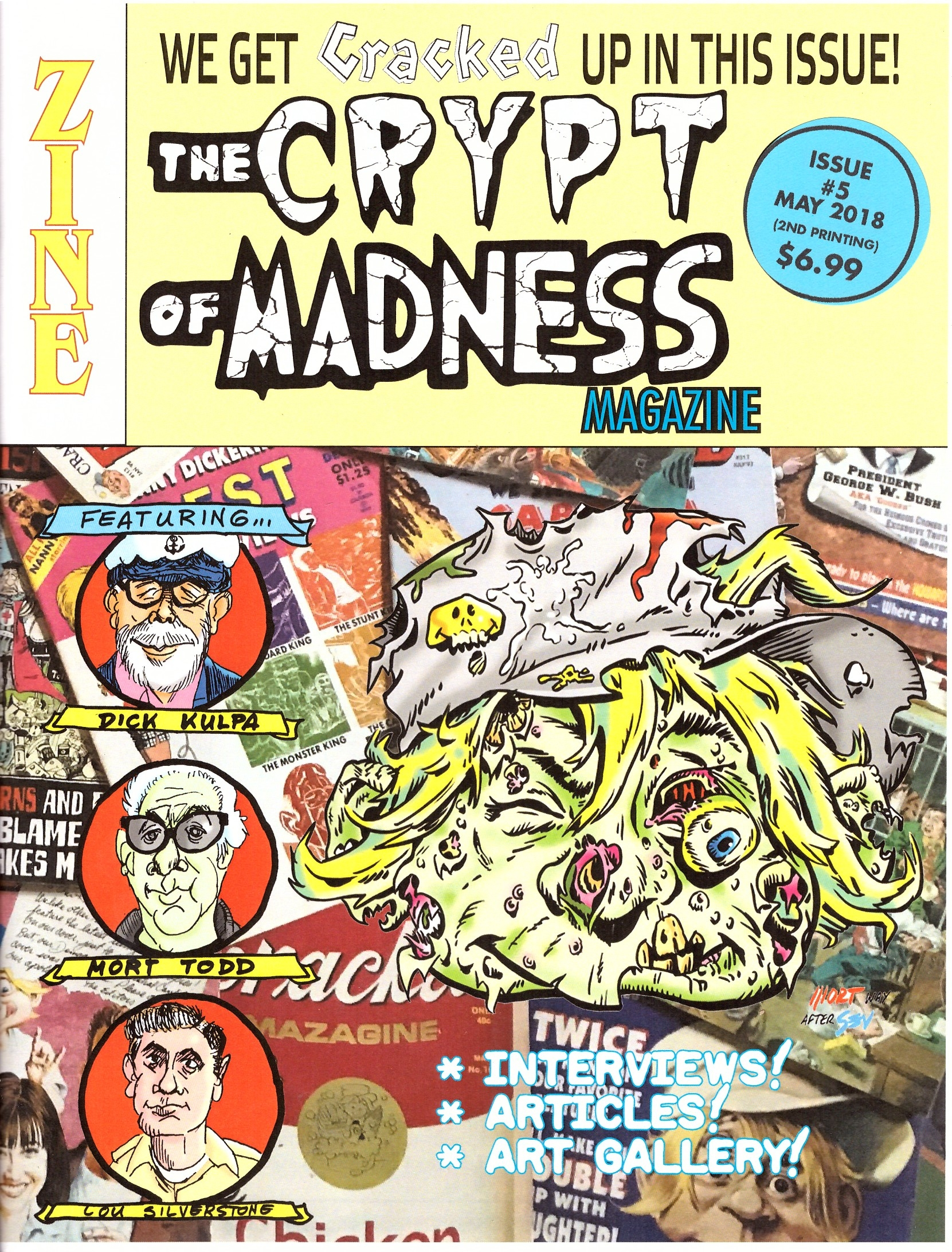 The Crypt of Madness • USA