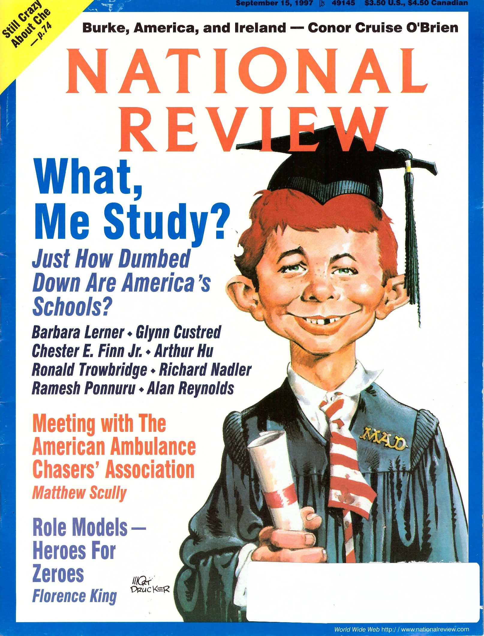 National Review #17 • USA