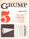 Grump Magazine #5 • USA Original price: 50cent Publication Date: February 1966