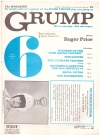 Grump Magazine #6 • USA Original price: 50cent Publication Date: April 1966