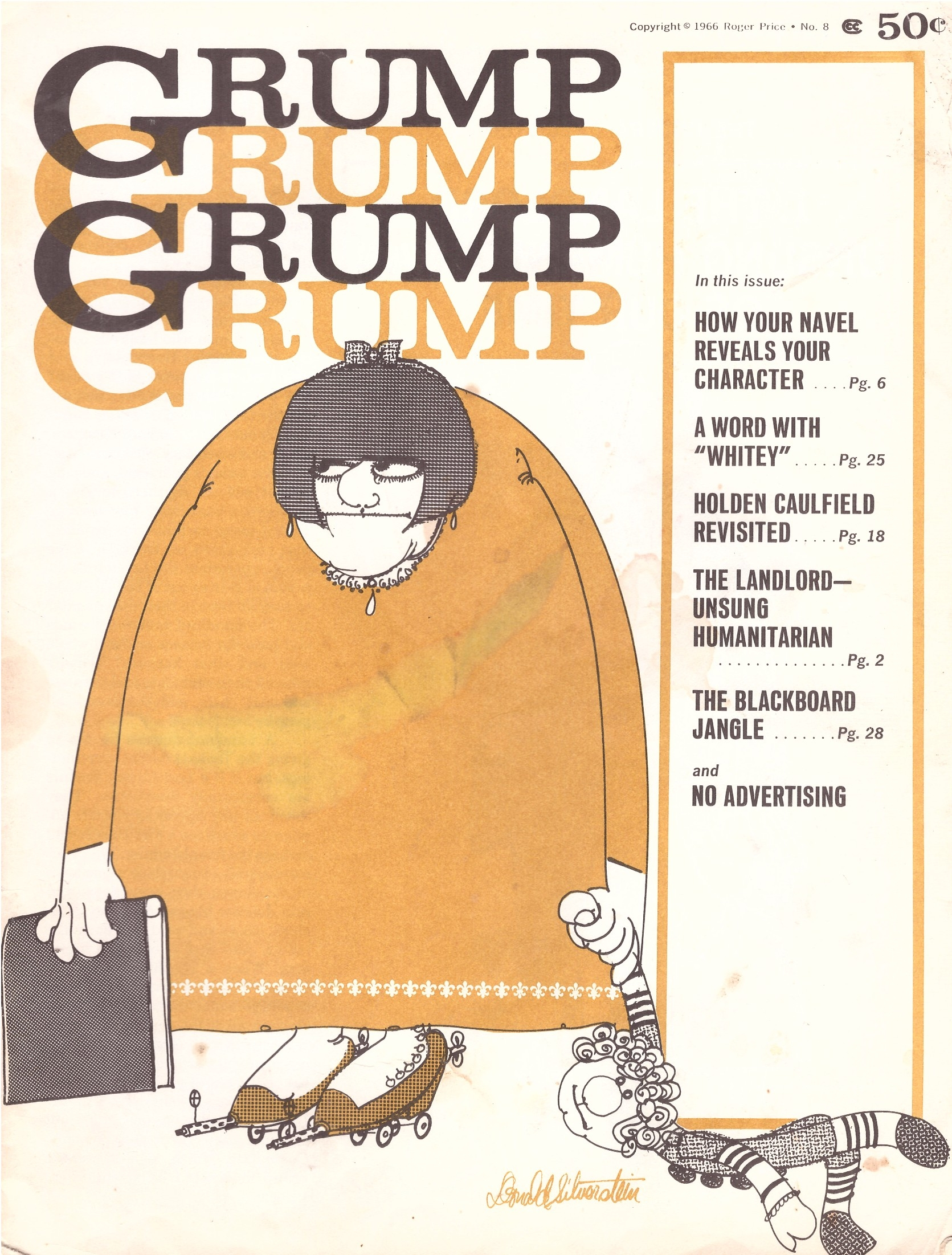 Grump Magazine #8 • USA