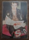 Thumbnail of Sid Vicious reads MAD Magazine Postcard