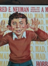 Image of Aurora Model Kit Promotional Poster Alfred E. Neuman