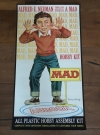 Image of Aurora Model Kit Promotional Poster Alfred E. Neuman - Complete