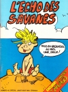 L´Echo Des Savanes (with MAD Book promo) #43 • France Original price: 10 francs