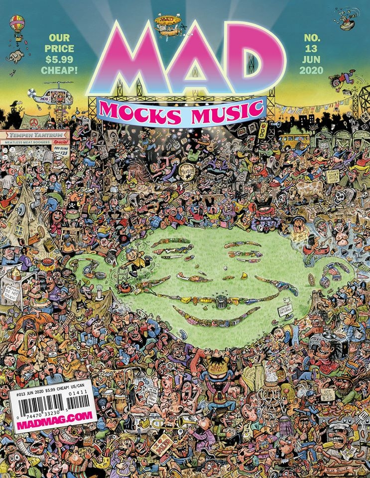 MAD Magazine • USA • 2nd Edition - California