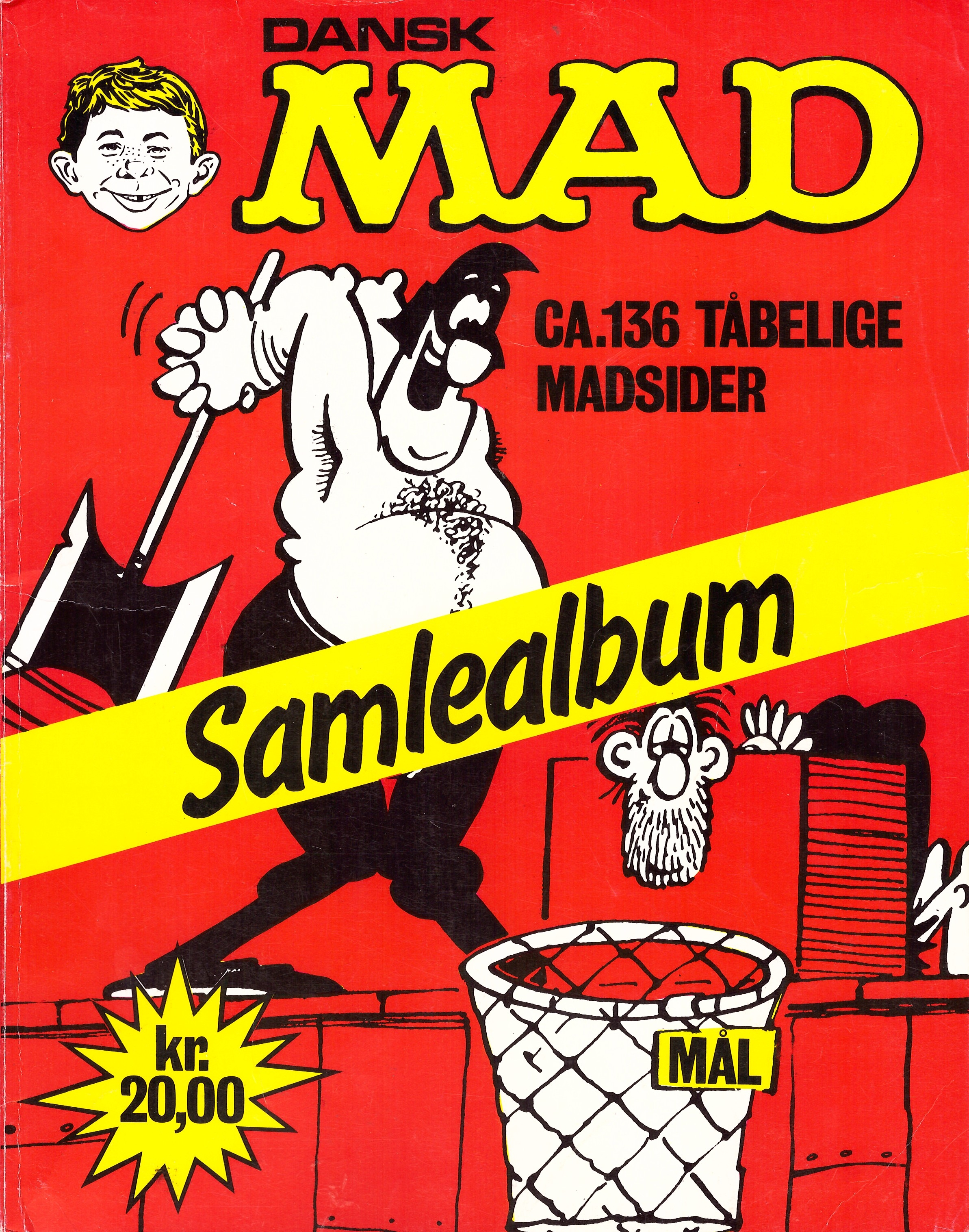 Miscellaneous MAD Specials • Denmark • 2nd Edition - Semic