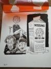 "Image of Original Artwork ""Home Alone"" from MAD Magazine #307"