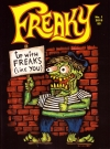 Image of Freaky Magazine #1