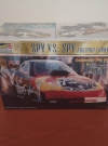 Limited Edition Spy vs. Spy Firebird Funny Car 1/24 Model Kit • USA