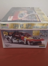 Image of Limited Edition Spy vs. Spy Firebird Funny Car 1/24 Model Kit