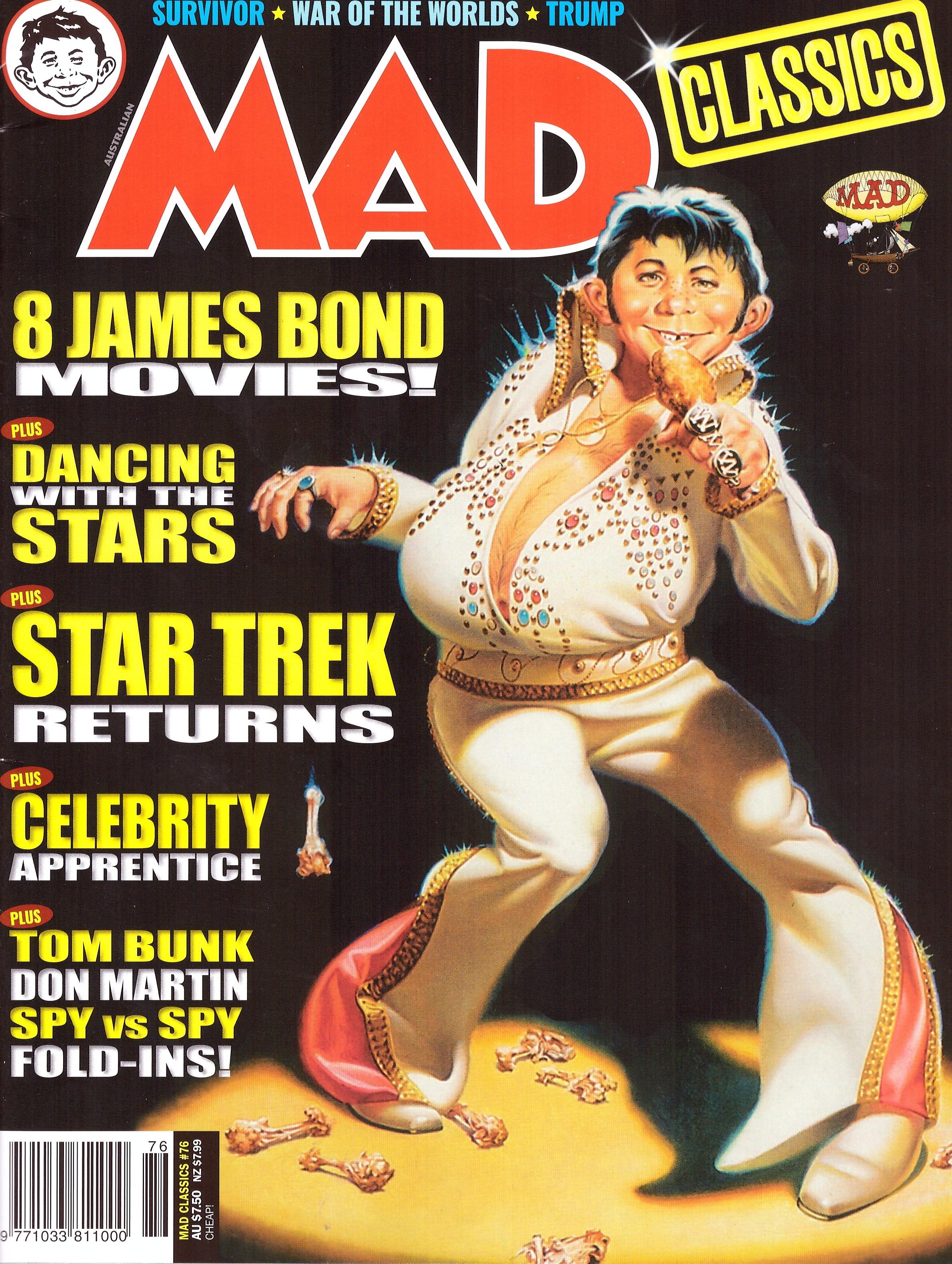 MAD Classics #76 • Australia