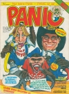 Panic #1 • Germany Original price: DM 3,- Publication Date: 1982